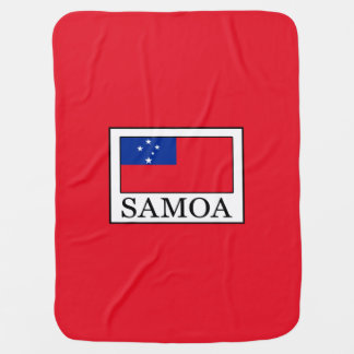 Samoa Baby Blanket