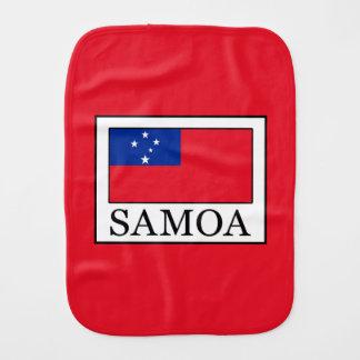 Samoa Burp Cloth