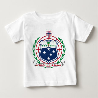 Samoa Coat of Arms Baby T-Shirt