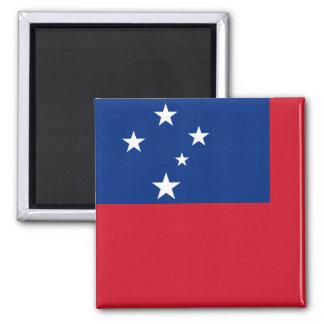 Samoa Flag Magnet