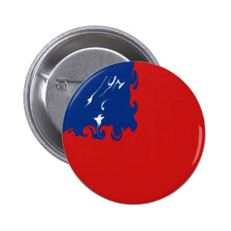 Samoa Gnarly Flag Button