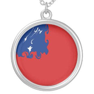 Samoa Gnarly Flag Jewelry