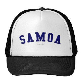 Samoa Hats