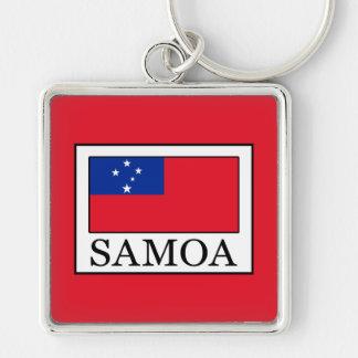 Samoa Keychain