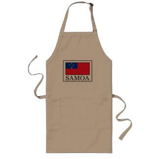 Samoa Long Apron