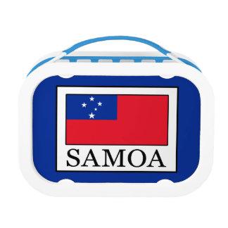 Samoa Lunch Box