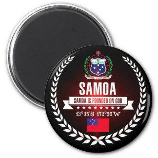 Samoa Magnet