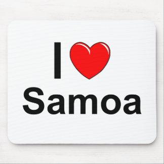 Samoa Mouse Pad