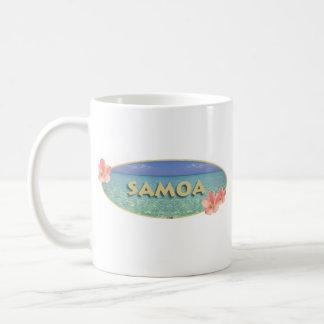 Samoa Ocean Coffee Mug