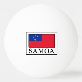 Samoa Ping Pong Ball