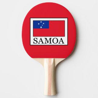 Samoa Ping Pong Paddle