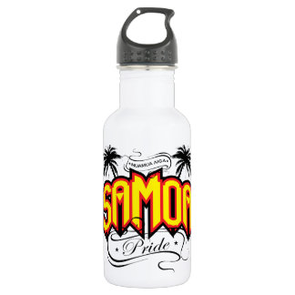 Samoa Pride 532 Ml Water Bottle
