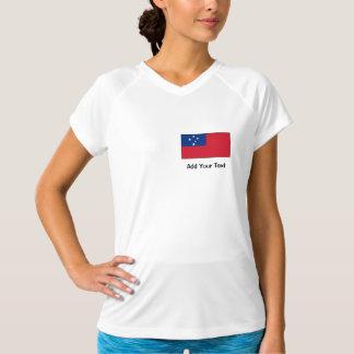 Samoa - Samoan Flag T-Shirt