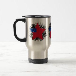 Samoa Star Travel Mug