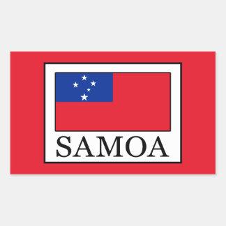 Samoa Sticker