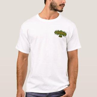 Samoa Surf Ava (Green/Gold) T-Shirt