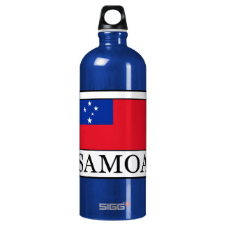 Samoa Water Bottle