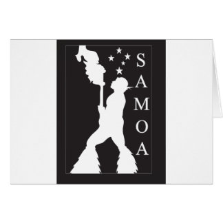SamoaBlackWhite.ai Card