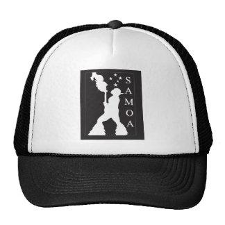 SamoaBlackWhite.ai Trucker Hat