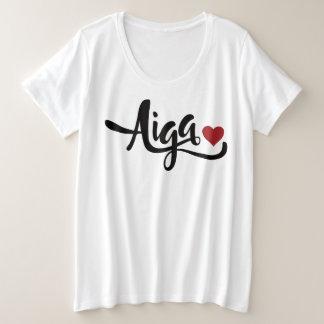 Samoan Aiga Plus Size T-Shirt
