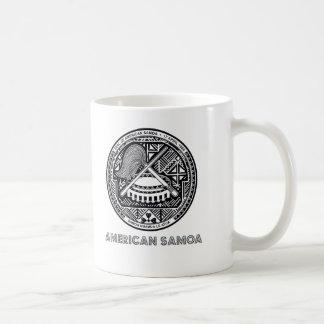 Samoan Emblem Coffee Mug
