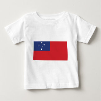 Samoan Flag Baby T-Shirt