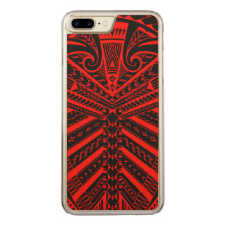 Samoan Sonny Bill Williams tattoo rugby player Carved iPhone 8 Plus/7 Plus Case