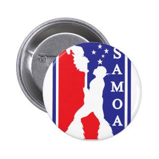 SamoanNBA.ai 2 Inch Round Button