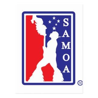 SamoanNBA.ai Postcard