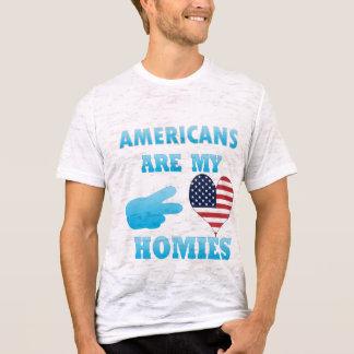 Samoans are my Homies T-Shirt