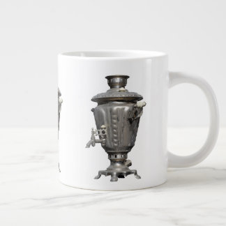 Samovar tea jumbo mug