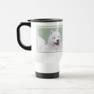 Samoyed 2 travel mug