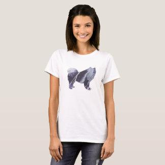 Samoyed art T-Shirt