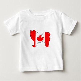 Samoyed Canada Baby T-Shirt