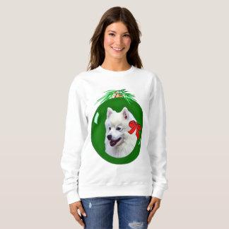 Samoyed Christmas Sweatshirt