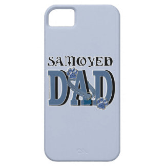 Samoyed DAD iPhone 5 Cases