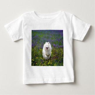 Samoyed Dog Baby T-Shirt