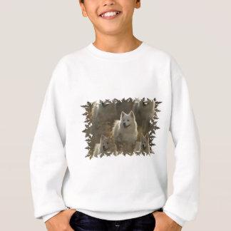 Samoyed Dog Breed Children's Sweatshirt