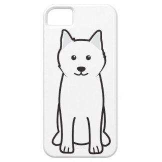 Samoyed Dog Cartoon iPhone 5 Covers