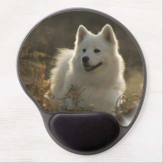 Samoyed Dog Gel Mouse Pad