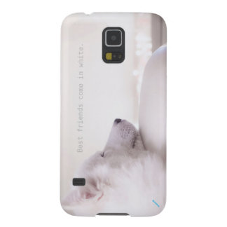 Samoyed dog,  Samsung Galaxy S5 Case