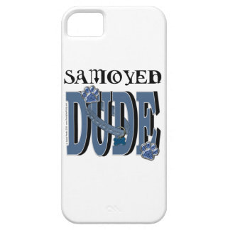 Samoyed DUDE iPhone 5 Cover