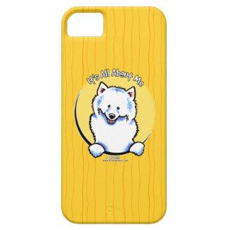 Samoyed IAAM iPhone 5 Case