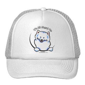 Samoyed IAAM Trucker Hat