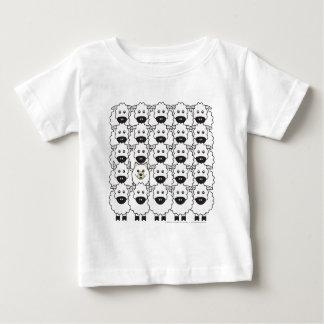 Samoyed in the Sheep Baby T-Shirt