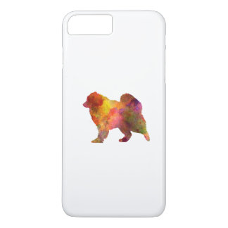 Samoyed in watercolor iPhone 8 plus/7 plus case