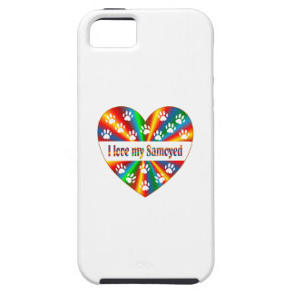 Samoyed Love iPhone 5 Cases