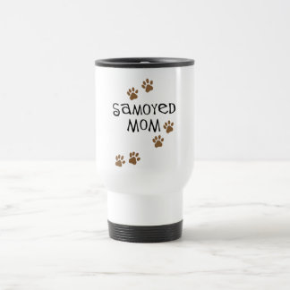 Samoyed Mom Travel Mug