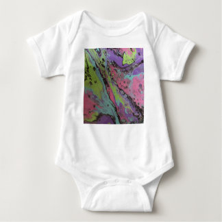 sample baby bodysuit