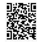 Sample Bitcoin QR Code Postcard